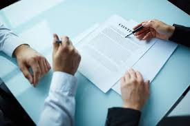 Những vấn đề liên quan đến hợp đồng nguyên tắc