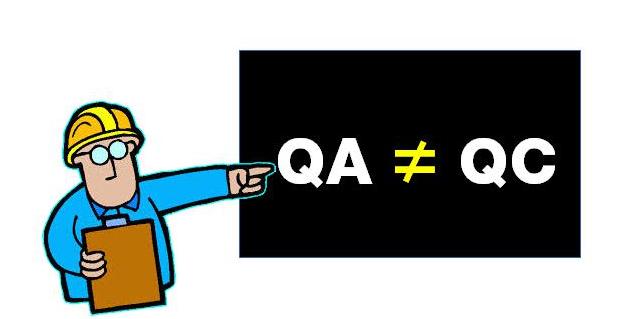 Phân biệt QA và QC