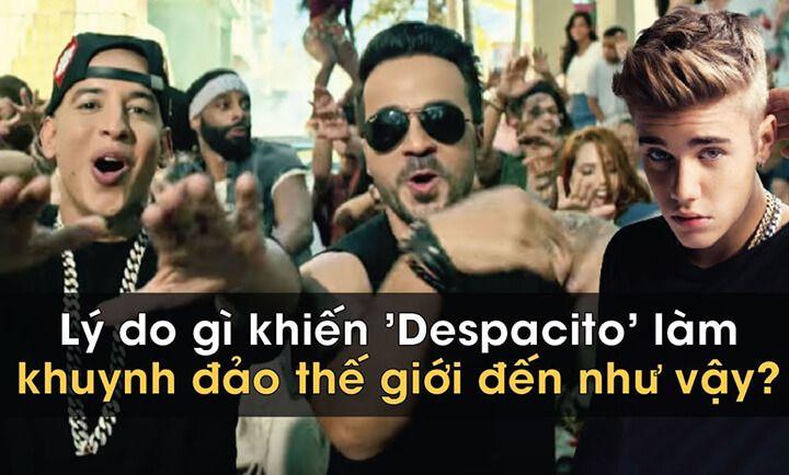 Điểm ấn tượng, sức hút của bài hát Despacito