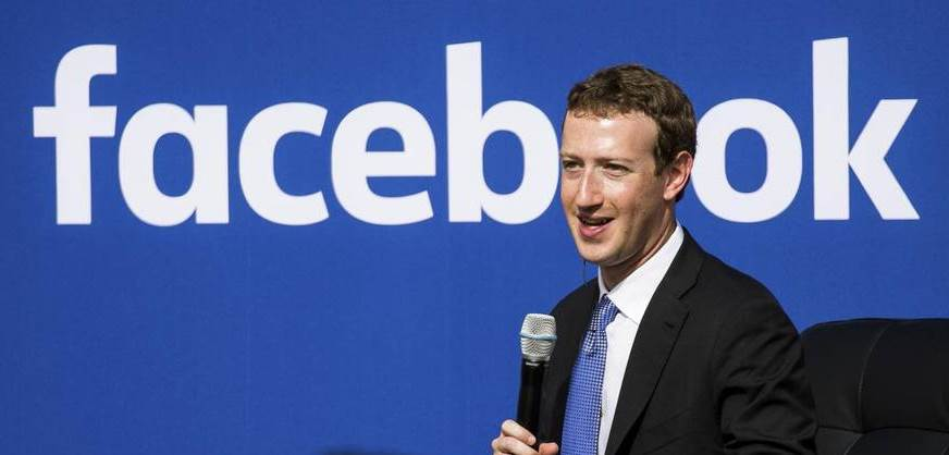 3. Mark Zuckerberg – Facebook