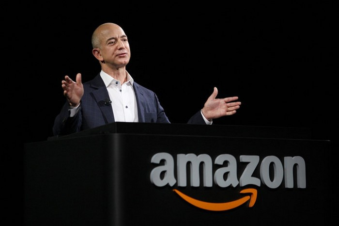 1. Jeff Bezos – Amazon