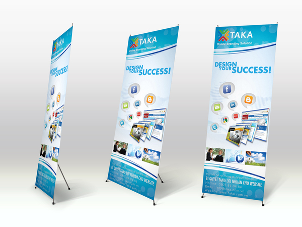 3. Poster – Standee
