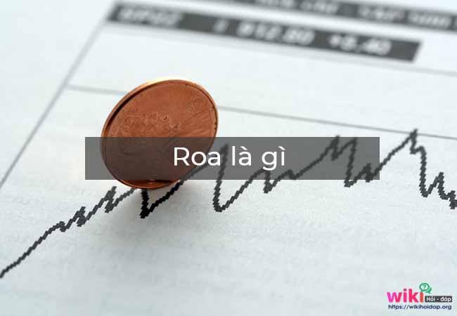 Tính chỉ số ROA trên báo cáo tài chính
