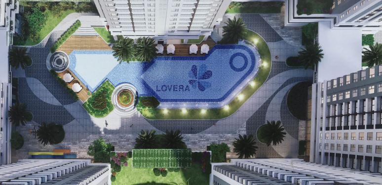 Dự án Lovera Vista có quy mô căn hộ đa dạng đáp ứng tốt nhu cầu của nhiều khách hàng