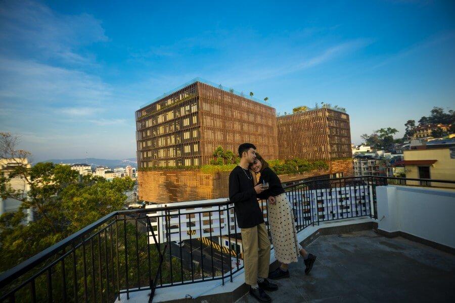 Khách sạn Đà Lạt Centro đạt tiêu chuẩn 2 sao