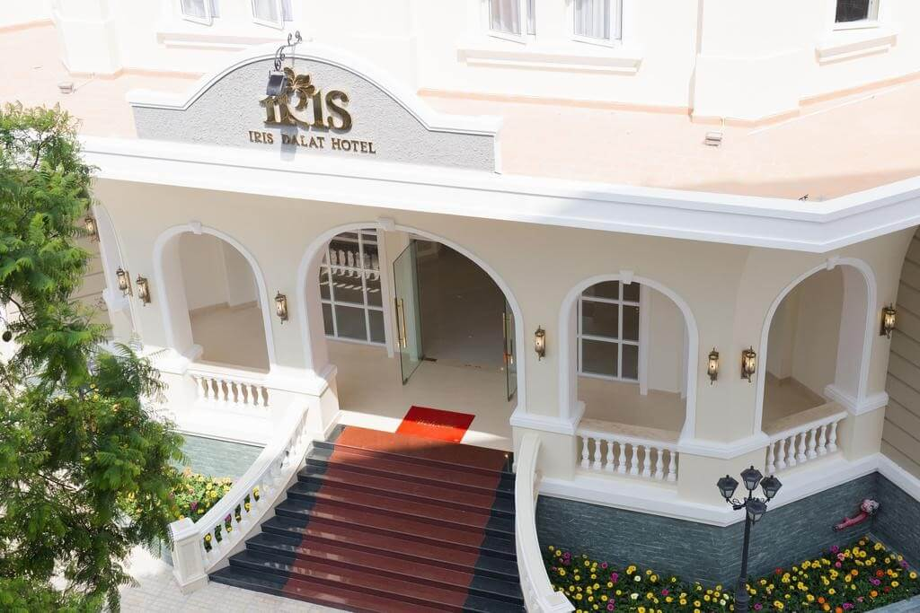 Khách sạn Iris Đà Lạt Hotel