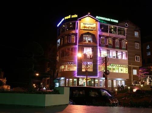Khách sạn Phố Núi Đà Lạt hotel
