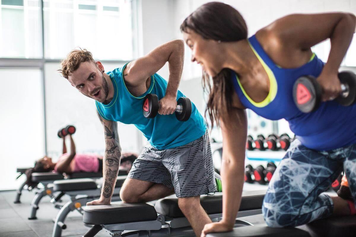 Chia bài tập gym để đạt nhiều hiệu quả hơn